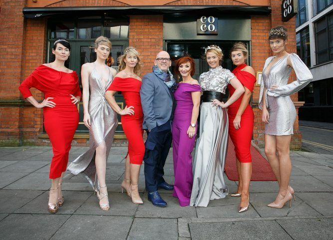 On Sunday 12th November CoCo restaurant, Belfast was the place to be for fabulous, food, fashion and fundraising as the Blush Boutique presents Kevan Jon fashion luncheon raised over £1,500 for local charity Autism NI