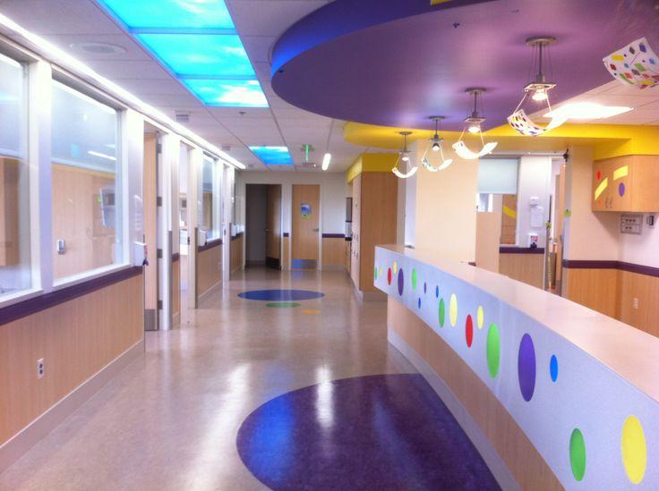 Renown's Children Hospital waiting area