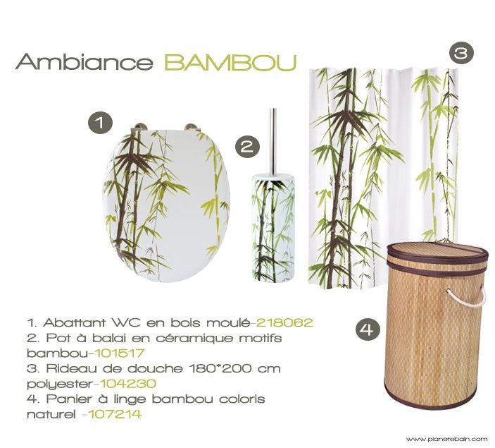 Des accessoires au style naturel pour rendre votre salle de bain la plus charmante et cosy possible !