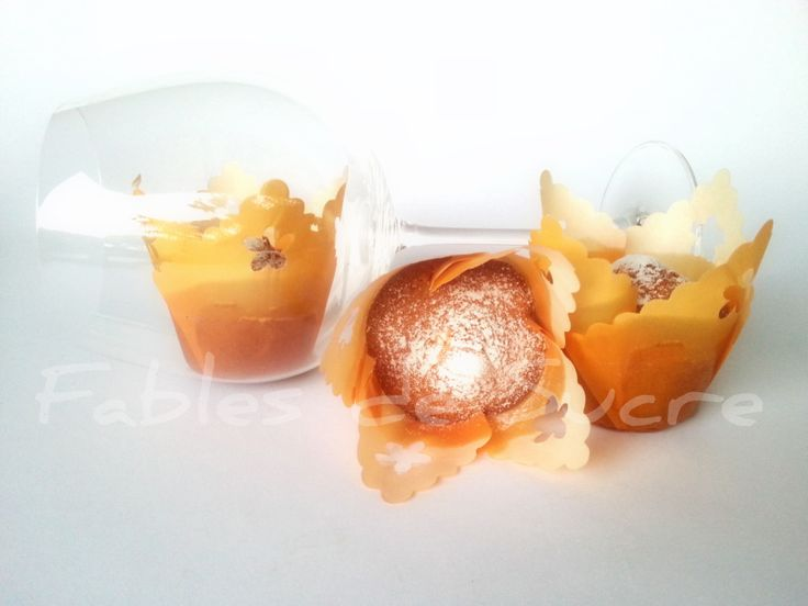 Muffin alla vaniglia di Iginio Massari