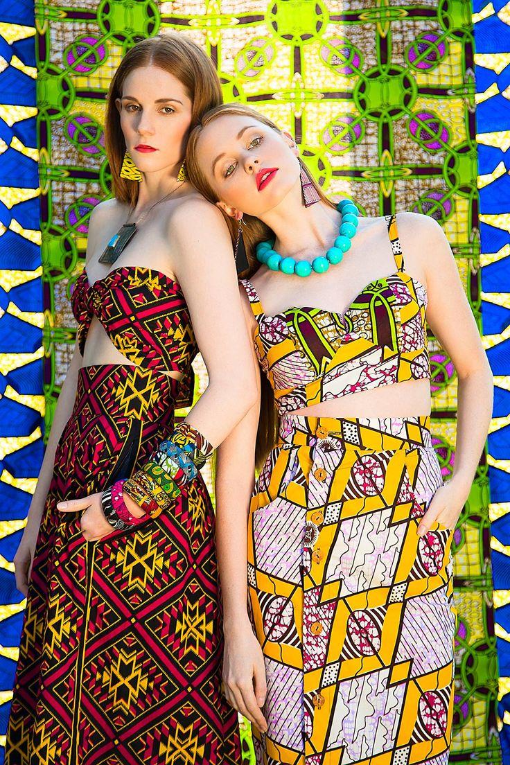 AFRICAN PRINT, STITCH & STEEL, JOHANNESBURG, WAX FABRIC, BY: LARA PRETORIUS