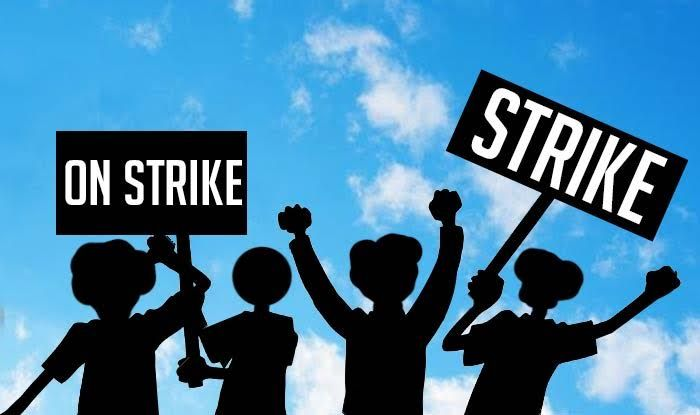 The correct way to behave on a picket line if you plan to go on strike