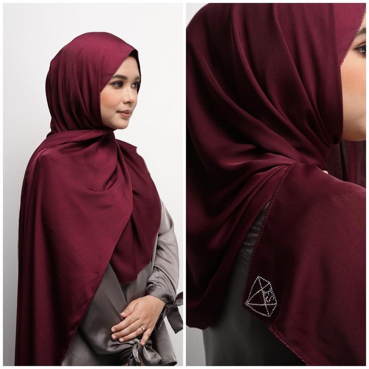 RUBY SHAWL IN HIGHNESS . Details : big eyelash, satin silk material embossed with #rubybyfatinsuhana diamond logo. . Specialties : comes in 16 tempting colours, 60-70% opacity depending on colours, very easy to iron and not easy to wrinkle like other satin silk material. . Price : NP is RM 80, but Promo Price will be RM69 ONLY. . Release Date: 1 April 2017 . Boutiques and website ❤ www.byfatinsuhana.com.my