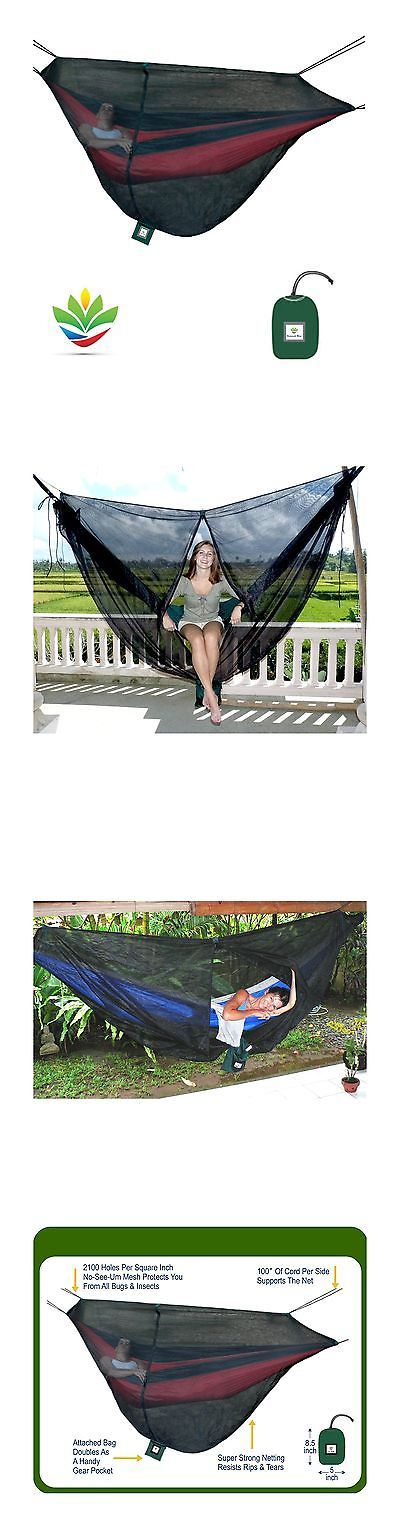 Canopies and Netting 48090: Hammock Bliss Mosquito Net Cocoon -The Ultimate Bug Screen Mossy Netting Cano... -> BUY IT NOW ONLY: $61.59 on eBay!