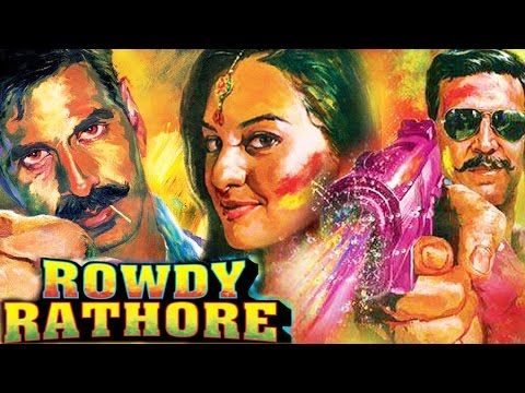 Rowdy Rathore | Block Buster Bollywood Movie | Akshay Kumar |Sonakshi Si...