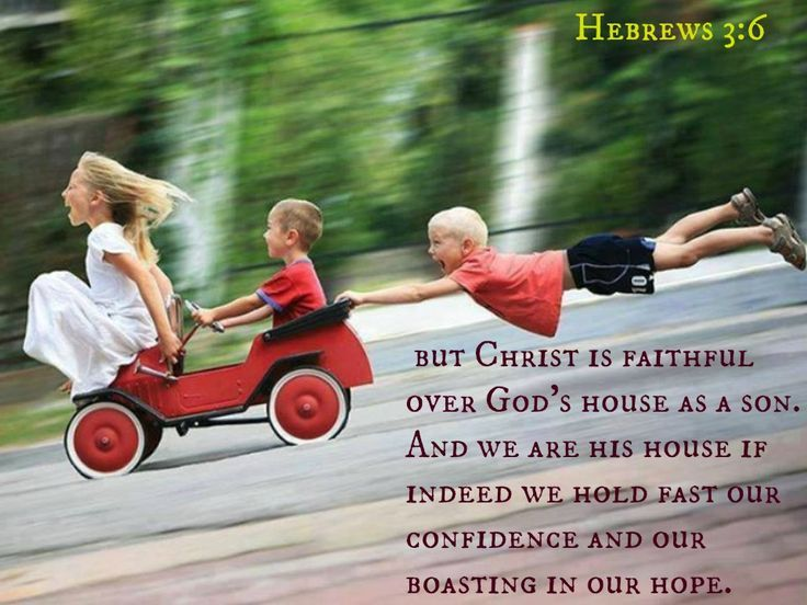 Hebrews 3:6