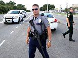 LOUISIANA... Baton Rouge shooting sees several cops killed weeks after Alton Sterling's death | Daily Mail Online