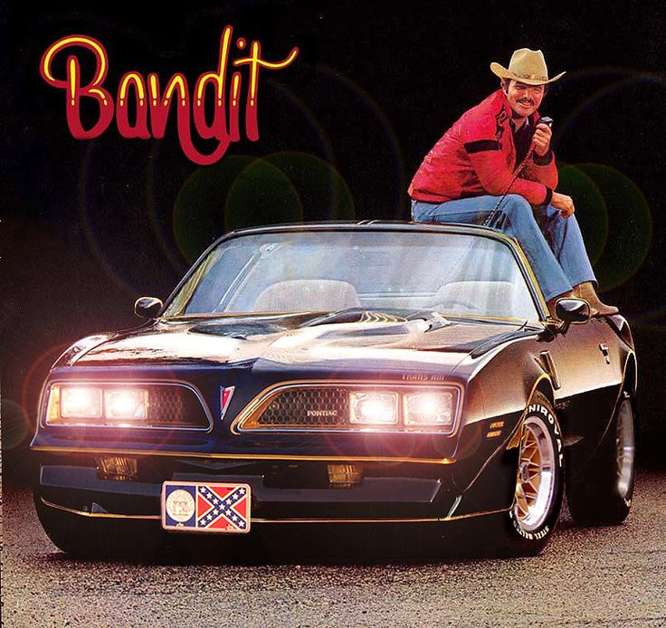 Smokey & the Bandit's 1977 Trans Am