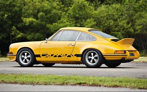 Classic Driver -- 1973 Porsche 911 2.7 Carrera RS Touring