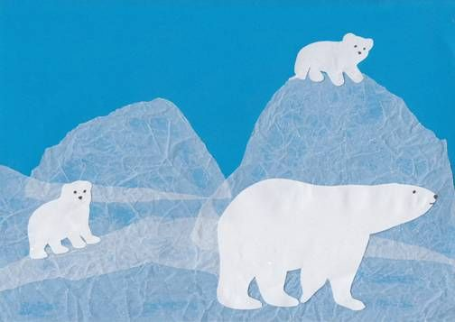 Medvědice s medvíďaty