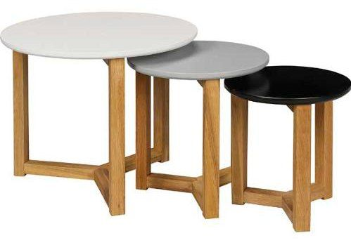 nest of side tables oslo - Google Search