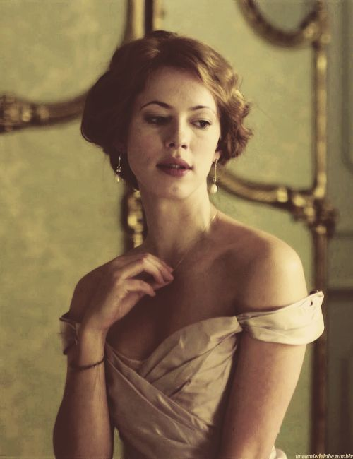 Rebecca Hall as Sylvia Tietjens | Parade's End