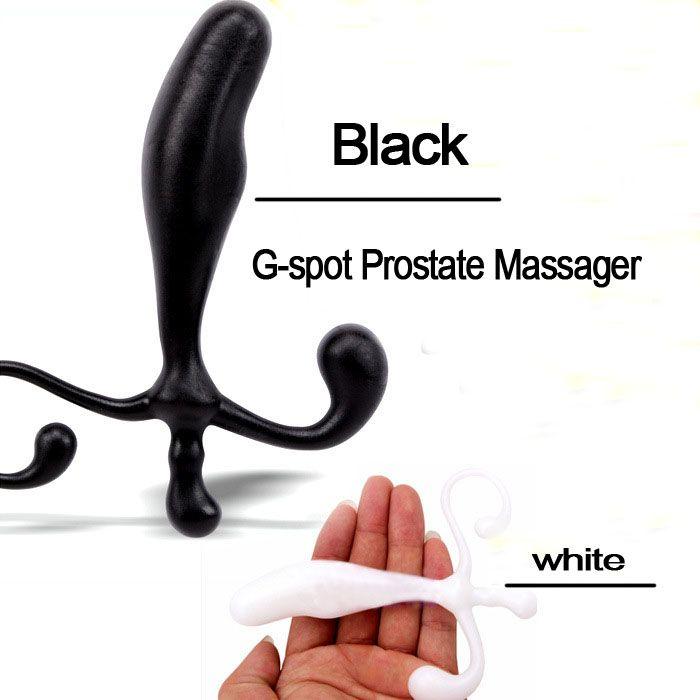 Nuovo Massager Della Prostata stimolazione del punto G maschile anale plug anale cortile masturbazione vibratore elettrico fisioterapia