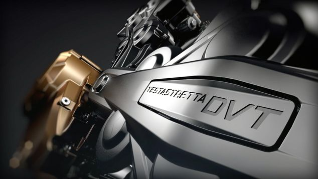 Ducati Multistrada 1200 S - Engine - Ducati Testastretta DVT