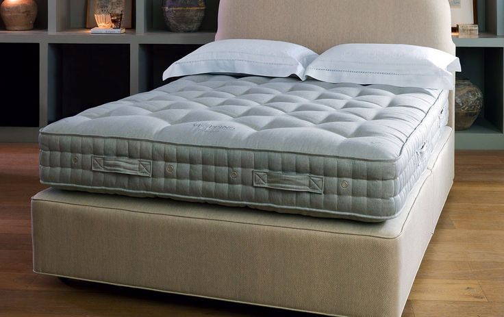 VISPRING Coronet | #luxury #bespoke #beds #mattresses #cashmere #wool #organic #cotton #comfort #sleep