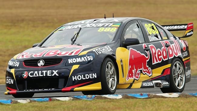 Only the best - Craig Lowndes