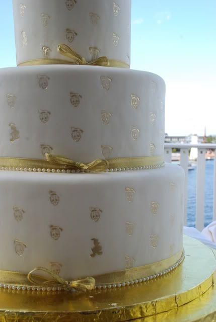 Wedding Spotlight: Emily + Ben   Magical Day Weddings   Disney Wedding Cake
