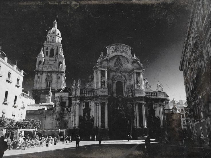 Cathedral of Murcia by Diego Garnés on 500px