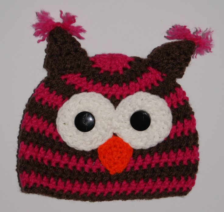 15% Off With Coupon Code SAVE15 Owl Crochet Hat and Diaper Cover - pinned by pin4etsy.com