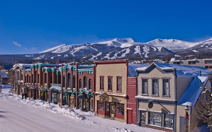 America's Best Ski Towns: Breckenridge