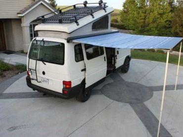 2002 Volkswagen EuroVan Winnebago Van Camper 2 year Warranty, US $40,000.00, image 1