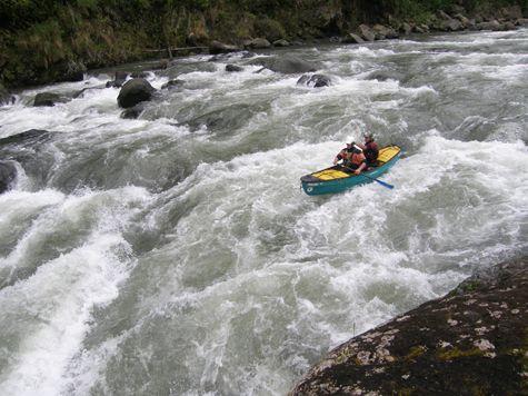 Whitewater canoeing http://www.costaricarios.com/costa-rica-kayaking.html