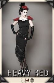 Gothic Clothing Store - Heavy Red