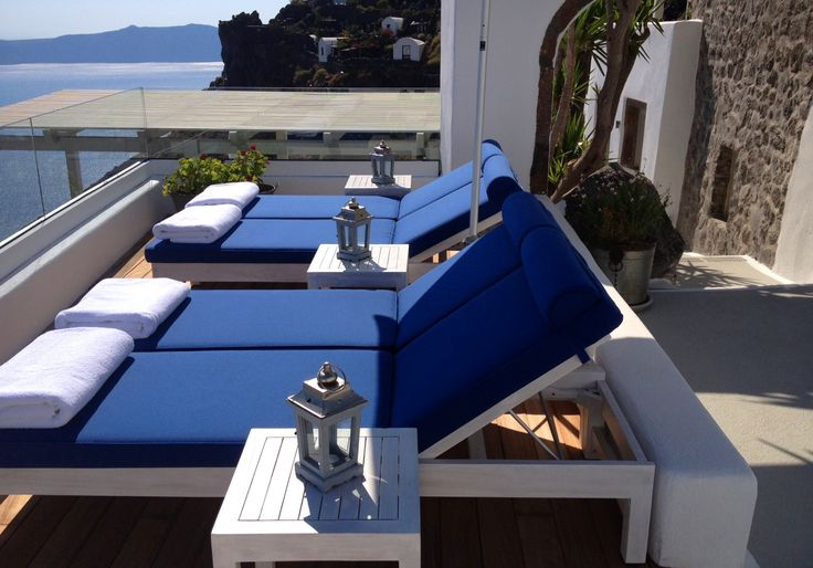 Soothe away the stresses of life with timeless days at Iconic Santorini...