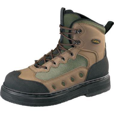 Looking forward redhead wading boots