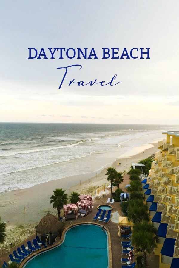 Spend a weekend in Daytona Beach, Florida and explore the best things to see and do! Featuring The Shores Resort and Spa, paddleboarding, the Ponce de Leon Inlet Lighthouse and more! #DaytonaBeach #ad