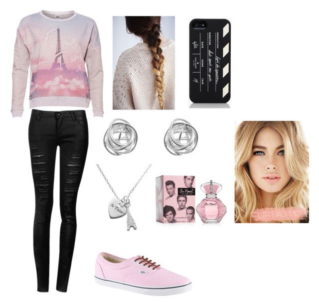 """""""ready"""" by kamiprince2012 ❤ liked on Polyvore featuring Vero Moda, Kate Spade, Accessorize and Otis"""