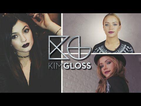 Meine Tipps beim Wimpern-Kleben! I Beauty-Tutorial I Kim Gloss - YouTube