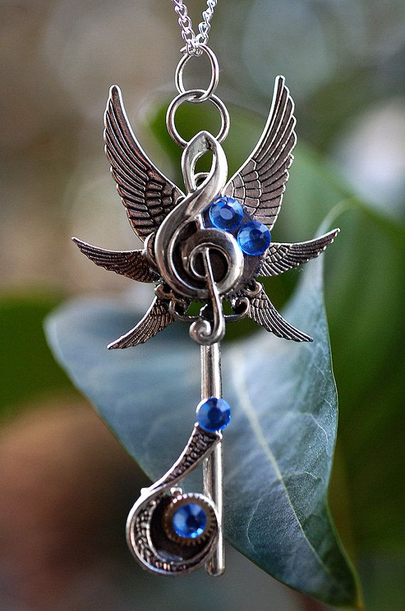 Songs Of Blue Key by KeypersCove on Etsy