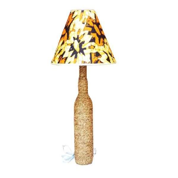 Water Hyacinth Table Lamp3