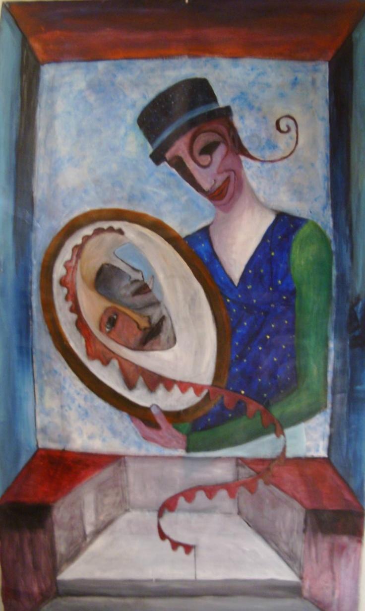 El circo de los espejos  2009