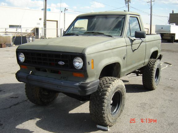 "1984 Ford Bronco II ""Duece Box"" - West Jordan, UT owned by ricosmeeco Page 6"
