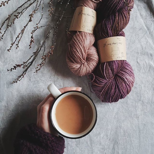 """""""There is a direct correlation between the time that I started getting help in the business and the addition of many new colourways.""""   On the blog today is a wonderful interview with @edencottageyarns. Victoria shares her inspiration for her new Milburn range I make her choose between her yarn to tell us her favourite and why and Victoria also shares what platform has helped her business grow.   All of this with some gorgeous signature Eden Cottage yarn images to boot. Why are you still…"""