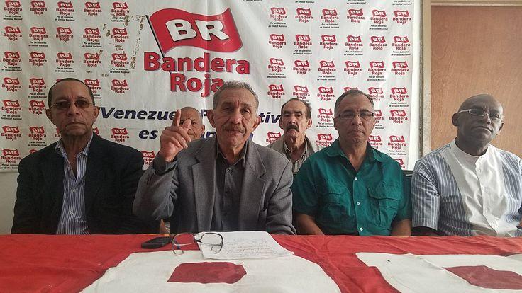 Bandera Roja: Condiciones a partidos son acciones anticonstitucionales impuestas por orden de Maduro - http://wp.me/p7GFvM-Bs1