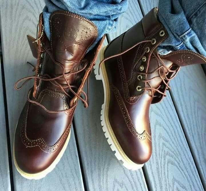 WingTip Timbs | Timberland boots mens