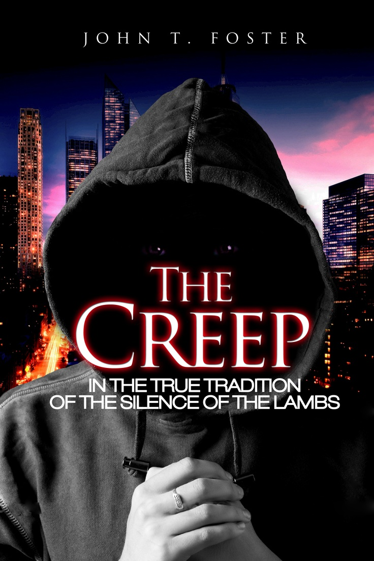 The Creep - Hoodie with NEW YORK SKYLINE, ready to strike at any time 2
