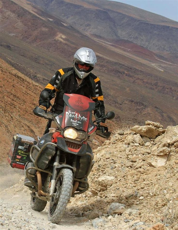 RawHyde Adventures traversing the deserts of the USA on TKC 80s