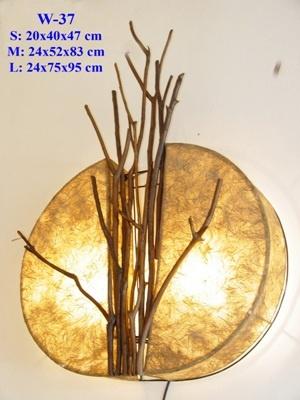 Wall Circle Lamp W-37  $229.95