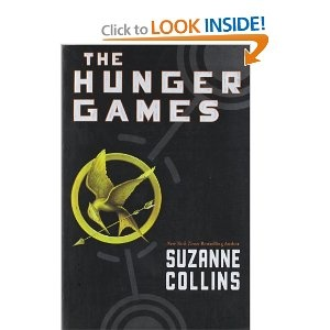 The Hunger Games -- Olivia finished the first one - doesn't yet want to move on to book two and three.