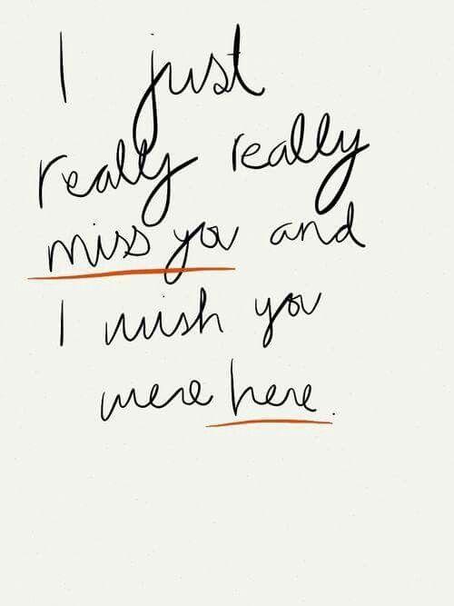 Wish you where here