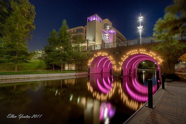 HDR, Woodlands Waterway Bridge