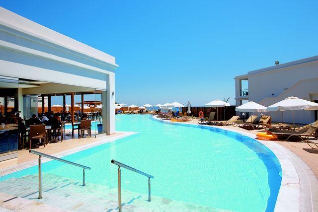 Hôtel LTI Asterias Beach Resort 5* à Rhodes prix promo Séjour Rhodes Lastminute à partir 599,00 € TTC au lieu de 939 € 8J/7N