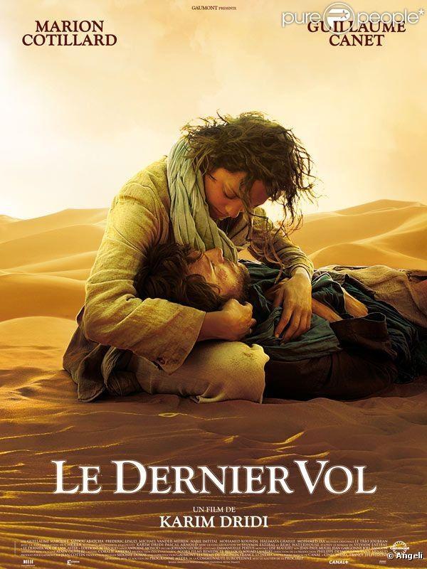 Le Dernier Vol the Karim Dridi with Marion Cotillard and Guillaume Canet