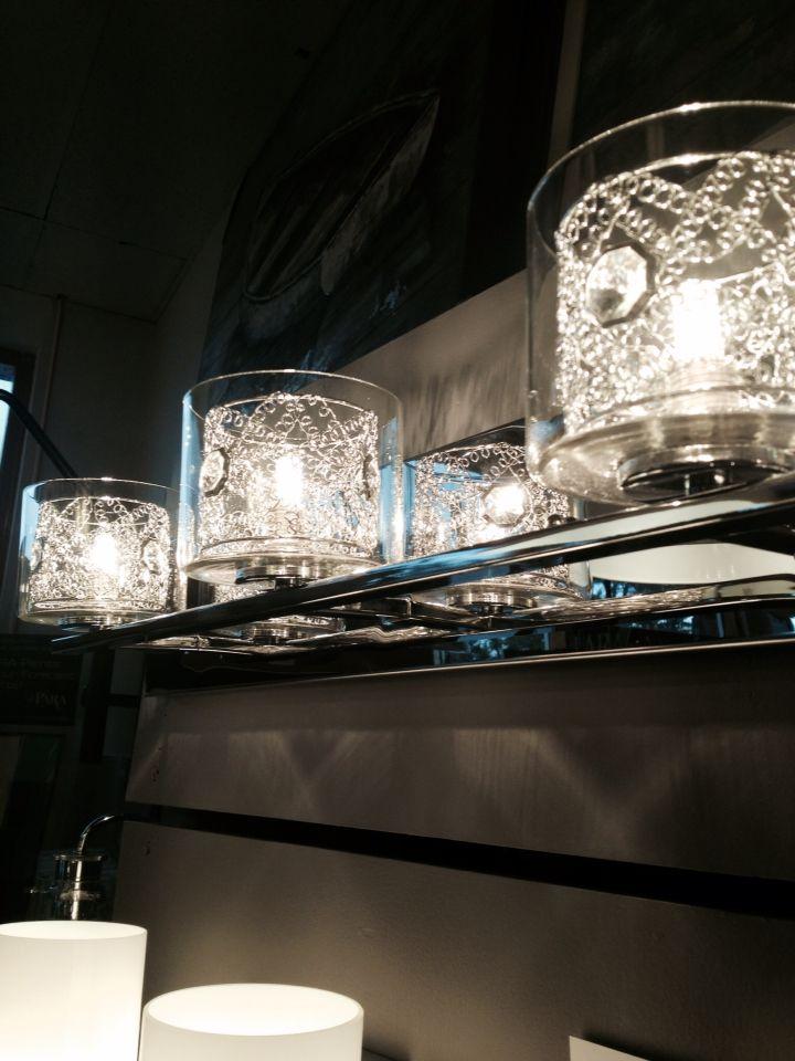 #livinglighting #gravenhurst #vanity #chrome #bathroom #lighting #decor