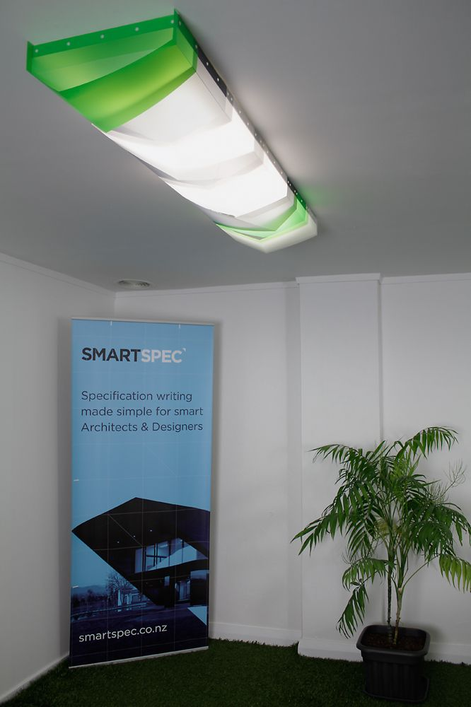 Facet light diffuser for Productspec - Designer Designtree - - www.designtree.co.nz