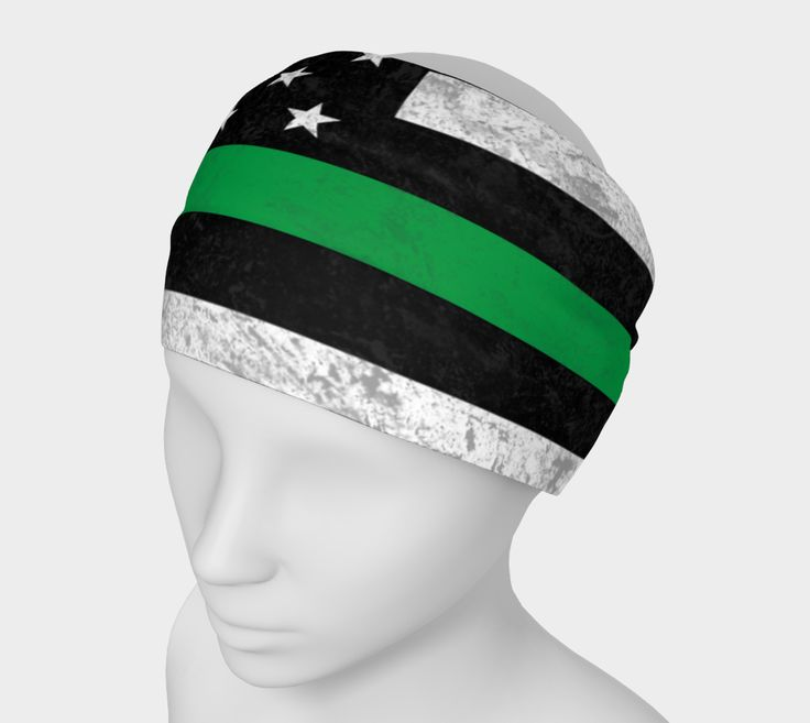 Thin Green Line Headband by 4getsundaydrvs on Art of Where. Thin Green Line. Border Patrol. Border Patrol Wife. Park Ranger. Park Ranger Wife. Gifts for Her. Pants.  Army. Military. Military Wife. Army Wife. Federal Agent. Federal Agent Wife. Game Warden. Game Warden Wife. Support. Pride. Conservation Personnel. Wife. American Flag. Yoga. Workout. Fitness. Hair Accessories. Stars and Stripes.